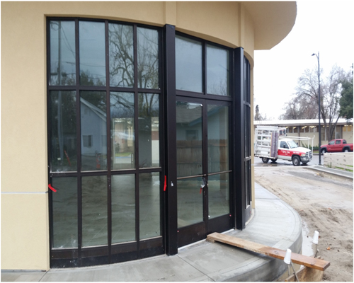 Storefront Doors Amp Frames The Glass Shop Residential